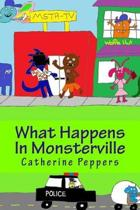 What Happens in Monsterville