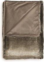 Heckett & Lane Gato - Plaid - 140x200 cm - Grey