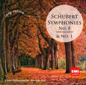 "Schubert: Symphonies Nos. 8 ""Unfinished"" & 1"
