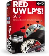 Magix Red Uw LP's 2016 - Nederlands / Windows