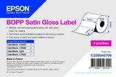 Epson BOPP Satin 102mm x 152mm, 960 Wit Satijn