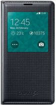 Samsung S View Cover voor Samsung Galaxy S5 - Zwart