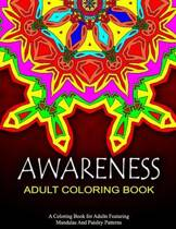 Awareness Adult Coloring Book, Volume 7