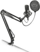 Trust GXT 252 Emita Plus - USB Studio Microfoon met Arm