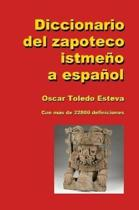 Diccionario del zapoteco istmeno a espanol