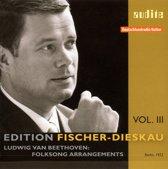Edition Fischer-Dieskau (Iii) - L. V. Beethoven: F