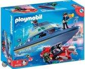 Playmobil Politie Boot - 4429