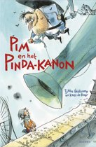 Tijgerlezen - Pim en het pinda-kanon