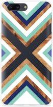 OnePlus 5 Hoesje Wood Art