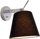 Zoomoi Pixi | Wandlamp| Zwart