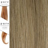 Pure Clip in Remy Hair Extentions 45 cm Colour P18/22