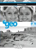 De Geo 3 vwo Werkboek A en B