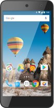 General Mobile Android One GM5 - 16 GB - Dual Sim - Spacegrijs
