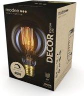 Modee Kooldraadlamp Globe G80 E27 40W 2000K Extra Warm Wit