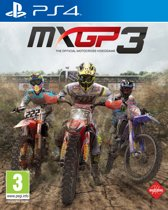 MXGP 3, The Official Motocross Videogame PS4