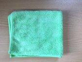 Nano - plus - Microdoeken - Microvezeldoek - schoonmaakdoek - Groen