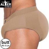 Alter Padded Butt Slip - Bruin - Large