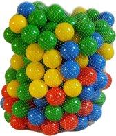 200 Stuks Ballenbak Ballen - Plastic Speelballetjes - Gekleurde Mini Ballenbad Speel Ballen