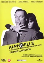 Alphaville (D) (dvd)