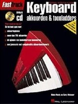 Fasttrack Keyboard Akkoorden Toonladders
