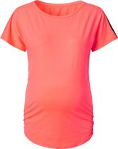 Noppies Zwangerschaps-T-shirt Feline - Coral - XS