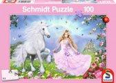 Schmidt Puzzel - Prinses van de Eenhoorns