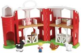 Fisher Price Little People Dierenvriendjes Boerderij - Speelfigurenset