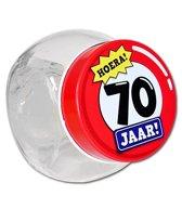Paperdreams Candy Jars nr.12- 70 jaar