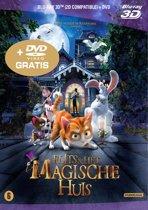 Flits En Het Magische Huis (3D/2D Blu-ray + DVD)