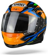 SHOEI NXR STAB TC-8 FULL FACE HELMET M