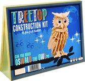 Animal Construction Kit - Treetop Oswald Owl