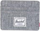 Herschel Supply Co. Charlie - Portemonnee - RFID - Raven Crosshatch