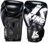 King Pro Boxing - Bokshandschoenen -KPB BG Snake - Zwart-16 oz.