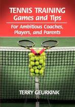 Tennis Training Games and Tips