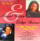 The Best of Miquel Brown & Eve Thomas