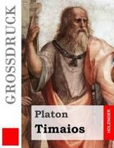 Timaios (Gro druck)