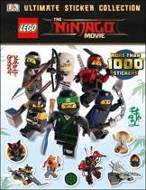The LEGO (R) NINJAGO (R) Movie (TM) Ultimate Sticker Collection