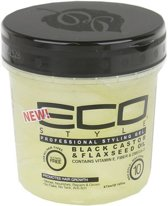 Eco Styler Black Castor&Flaxeed Oil Gel - 236ml