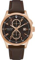 Nautica nct NAD19557G Mannen Quartz horloge