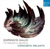 12 Sonate A Quattro