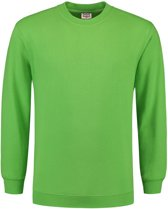 Tricorp Sweater - Casual - 301008 - Limoengroen - maat XL
