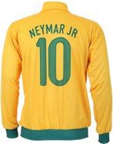 Brazilië Trainingsjack Neymar Thuis -M