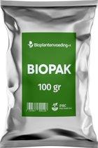 Biopak 100 gram | Biologische plantenvoeding