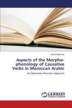 Aspects of the Morpho-Phonology of Causative Verbs in Moroccan Arabic