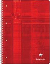 10x Clairefontaine schrift Metric Studium geruit 5/5mm