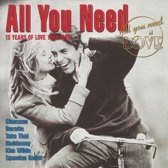 ALL YOU NEED IS LOVE: 15 YEARS OF LOVE 1980-1995  VOLUME 1