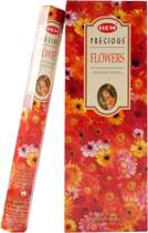 precious flowers wierook ( HEM ) Los pakje a 20 stokjes