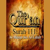Qur'an, The: Surah 111