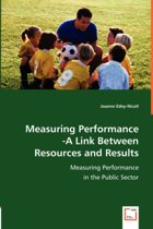 Measuring Performance -A Link Between Resources and Results