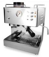Quickmill 3035 - Pistonmachine met Geïntegreerde Koffiemolen